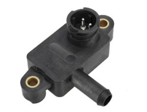 AB Elektronik differential pressure sensor exhaust pipe particulate filter