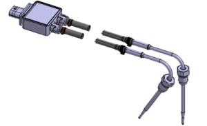 AB Elektronik Sachsen GmbH Hochtemperatursensor optimiertes Design