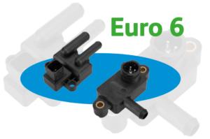 AB Elektronik Sachsen GmbH, Differential pressure sensors for Euro 6